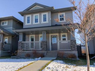 Main Photo: 1033 177A Street in Edmonton: Zone 56 House for sale : MLS®# E4135924