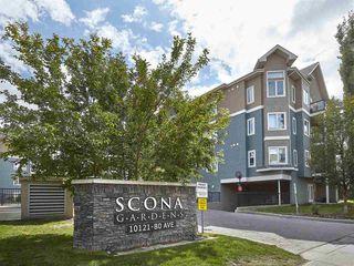 Main Photo: 405 10121 80 Avenue in Edmonton: Zone 17 Condo for sale : MLS®# E4139836