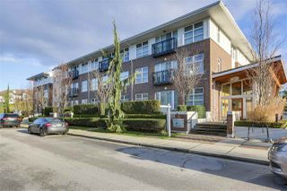 "Photo 1: 103 245 BROOKES Street in New Westminster: Queensborough Condo for sale in ""DUO"" : MLS®# R2331549"