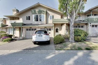 "Main Photo: 219 13888 70 Avenue in Surrey: East Newton Townhouse for sale in ""Chelsea Gardens"" : MLS®# R2332990"
