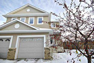 Main Photo: 17104 7A Avenue in Edmonton: Zone 56 House Half Duplex for sale : MLS®# E4140916