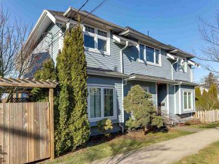 Photo 2: 4103 INVERNESS Street in Vancouver: Knight House 1/2 Duplex for sale (Vancouver East)  : MLS®# R2339162