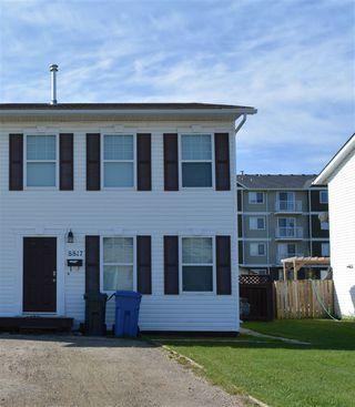 Main Photo: 8817 101 Avenue in Fort St. John: Fort St. John - City NE House 1/2 Duplex for sale (Fort St. John (Zone 60))  : MLS®# R2341727