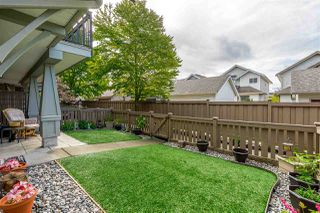 """Photo 19: 35 7155 189 Street in Surrey: Clayton Townhouse for sale in """"Bacara"""" (Cloverdale)  : MLS®# R2361124"""