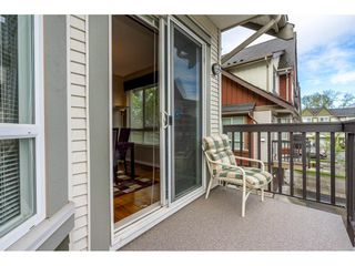 """Photo 18: 35 7155 189 Street in Surrey: Clayton Townhouse for sale in """"Bacara"""" (Cloverdale)  : MLS®# R2361124"""