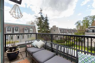 Photo 19: 66 202 LAVAL Street in Coquitlam: Maillardville Townhouse for sale : MLS®# R2361421
