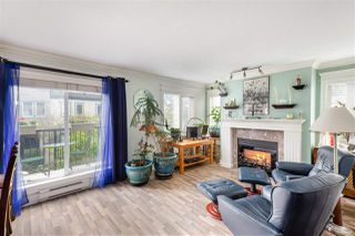 Photo 2: 66 202 LAVAL Street in Coquitlam: Maillardville Townhouse for sale : MLS®# R2361421