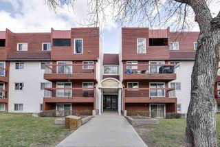 Photo 1: 113 10555 93 Street in Edmonton: Zone 13 Condo for sale : MLS®# E4155840
