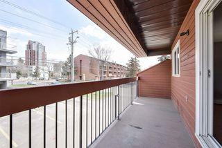 Photo 16: 113 10555 93 Street in Edmonton: Zone 13 Condo for sale : MLS®# E4155840