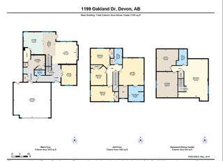 Photo 30: 1199 OAKLAND Drive: Devon House for sale : MLS®# E4157433