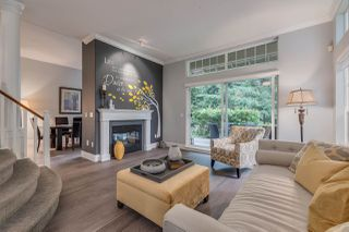 "Photo 1: 44 3405 PLATEAU Boulevard in Coquitlam: Westwood Plateau Townhouse for sale in ""Pinnacle Ridge"" : MLS®# R2374216"
