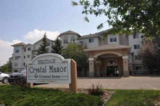 Main Photo: 310 69 CRYSTAL Lane: Sherwood Park Condo for sale : MLS®# E4160267