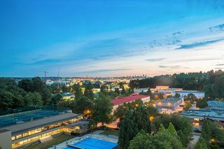 """Main Photo: 1501 1327 E KEITH Road in North Vancouver: Lynnmour Condo for sale in """"CARLTON AT THE CLUB"""" : MLS®# R2377955"""