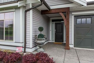 """Photo 2: 126 45900 SOUTH SUMAS Road in Chilliwack: Sardis West Vedder Rd Townhouse for sale in """"The Evergreens at Ensley"""" (Sardis)  : MLS®# R2381812"""