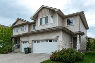 Main Photo: 220 41 SUMMERWOOD Boulevard: Sherwood Park Townhouse for sale : MLS®# E4162829