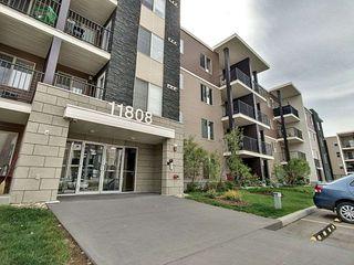 Main Photo: 114 11808 22 Avenue in Edmonton: Zone 55 Condo for sale : MLS®# E4163088