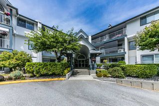 "Photo 1: 203 11601 227 Street in Maple Ridge: East Central Condo for sale in ""CASTLEMOUNT"" : MLS®# R2383867"