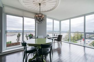"Photo 4: 704 125 COLUMBIA Street in New Westminster: Downtown NW Condo for sale in ""NORTHBANK"" : MLS®# R2387169"