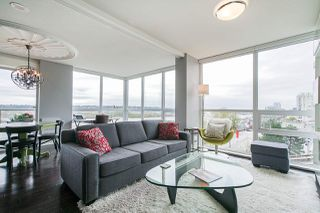 "Photo 10: 704 125 COLUMBIA Street in New Westminster: Downtown NW Condo for sale in ""NORTHBANK"" : MLS®# R2387169"