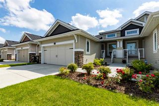 Main Photo: 10 175 ABBEY Road: Sherwood Park House Half Duplex for sale : MLS®# E4168318