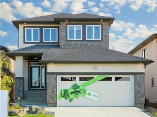 Main Photo: 184 Bonaventure Drive in Winnipeg: Bonavista Residential for sale (2J)  : MLS®# 1932477