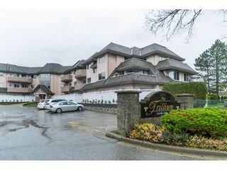"Photo 1: 306 21975 49 Avenue in Langley: Murrayville Condo for sale in ""TRILLIUM"" : MLS®# R2432849"