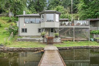 Photo 1: 2349 Kews Rd in Shawnigan Lake: ML Shawnigan House for sale (Malahat & Area)  : MLS®# 841097