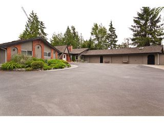 Photo 1: 15146 HARRIS Road in Pitt Meadows: North Meadows House for sale : MLS®# V899524
