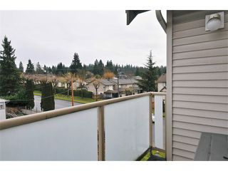 "Photo 8: 29 2378 RINDALL Avenue in Port Coquitlam: Central Pt Coquitlam Condo for sale in ""BRITTANY PARK"" : MLS®# V922637"