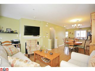 """Photo 2: 14 20176 68TH Avenue in Langley: Willoughby Heights Townhouse for sale in """"STEEPLE CHASE"""" : MLS®# F1201333"""