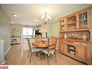 """Photo 4: 14 20176 68TH Avenue in Langley: Willoughby Heights Townhouse for sale in """"STEEPLE CHASE"""" : MLS®# F1201333"""