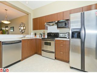 Photo 2: 55 15075 60TH Avenue in Surrey: Sullivan Station Condo for sale : MLS®# F1127135