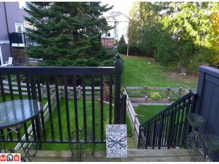 Photo 9: 55 15075 60TH Avenue in Surrey: Sullivan Station Condo for sale : MLS®# F1127135