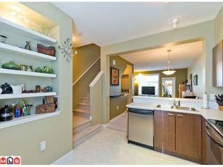 Photo 3: 55 15075 60TH Avenue in Surrey: Sullivan Station Condo for sale : MLS®# F1127135