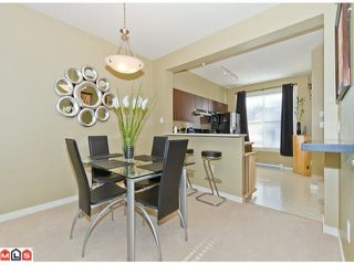 Photo 4: 55 15075 60TH Avenue in Surrey: Sullivan Station Condo for sale : MLS®# F1127135