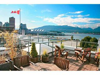 Main Photo: # 402 27 ALEXANDER ST in : Downtown VE Condo for sale : MLS®# V837994