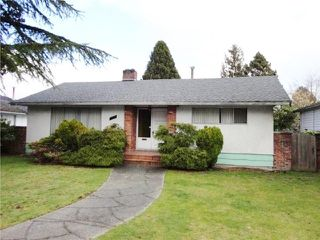 Main Photo: 6090 OAK Street in Vancouver: Oakridge VW House for sale (Vancouver West)  : MLS®# V1040195