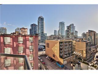 Photo 17: 709 1212 HOWE Street in Vancouver: Downtown VW Condo for sale (Vancouver West)  : MLS®# V1044810
