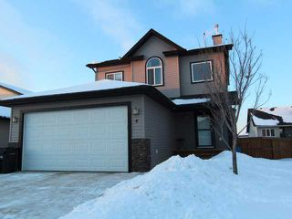 Photo 1: 4 Dallaire Drive: Carstairs Residential Detached Single Family for sale : MLS®# C3603505
