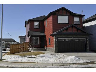 Photo 1: 35 KINGSLAND Way SE: Airdrie Residential Detached Single Family for sale : MLS®# C3605063
