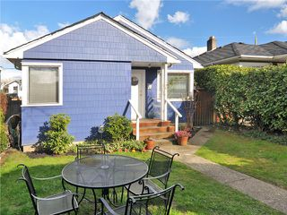 Photo 1: 4998 PRINCE ALBERT Street in Vancouver: Fraser VE House for sale (Vancouver East)  : MLS®# V1057034