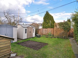 Photo 10: 4998 PRINCE ALBERT Street in Vancouver: Fraser VE House for sale (Vancouver East)  : MLS®# V1057034