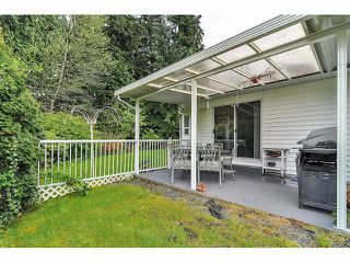 Photo 20: 2027 SHAUGHNESSY Place in Coquitlam: River Springs House for sale : MLS®# V1060479