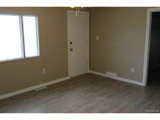 Photo 6: 1343 Logan Avenue in WINNIPEG: Brooklands / Weston Residential for sale (West Winnipeg)  : MLS®# 1415216