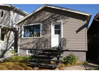 Photo 2: 1445 CONNAUGHT Street in Regina: Rosemont Single Family Dwelling for sale (Regina Area 02)  : MLS®# 514913