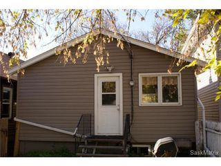 Photo 36: 1445 CONNAUGHT Street in Regina: Rosemont Single Family Dwelling for sale (Regina Area 02)  : MLS®# 514913