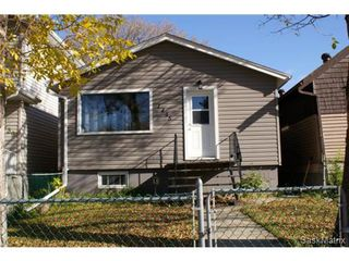 Photo 1: 1445 CONNAUGHT Street in Regina: Rosemont Single Family Dwelling for sale (Regina Area 02)  : MLS®# 514913