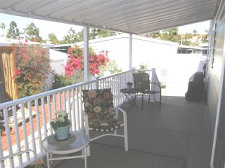Photo 14: CARLSBAD WEST Manufactured Home for sale : 2 bedrooms : 7310 San Benito #360 in Carlsbad