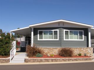 Photo 1: CARLSBAD WEST Manufactured Home for sale : 2 bedrooms : 7310 San Benito #360 in Carlsbad