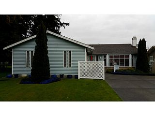 "Photo 1: 5445 48A Avenue in Ladner: Hawthorne House for sale in ""HAWTHORNE"" : MLS®# V1117318"
